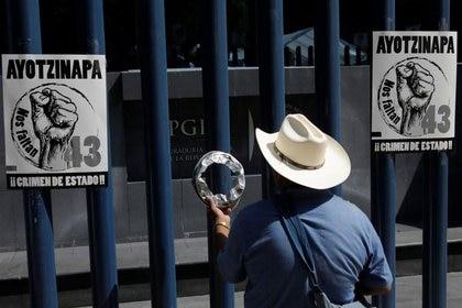 """""""El Mochomo"""" fue detenido el pasado 24 de junio por su vinculación a la desaparición de los estudiantes de la Normal Isidro Burgos de Ayotzinapa (Foto: REUTERS / Henry Romero)"""