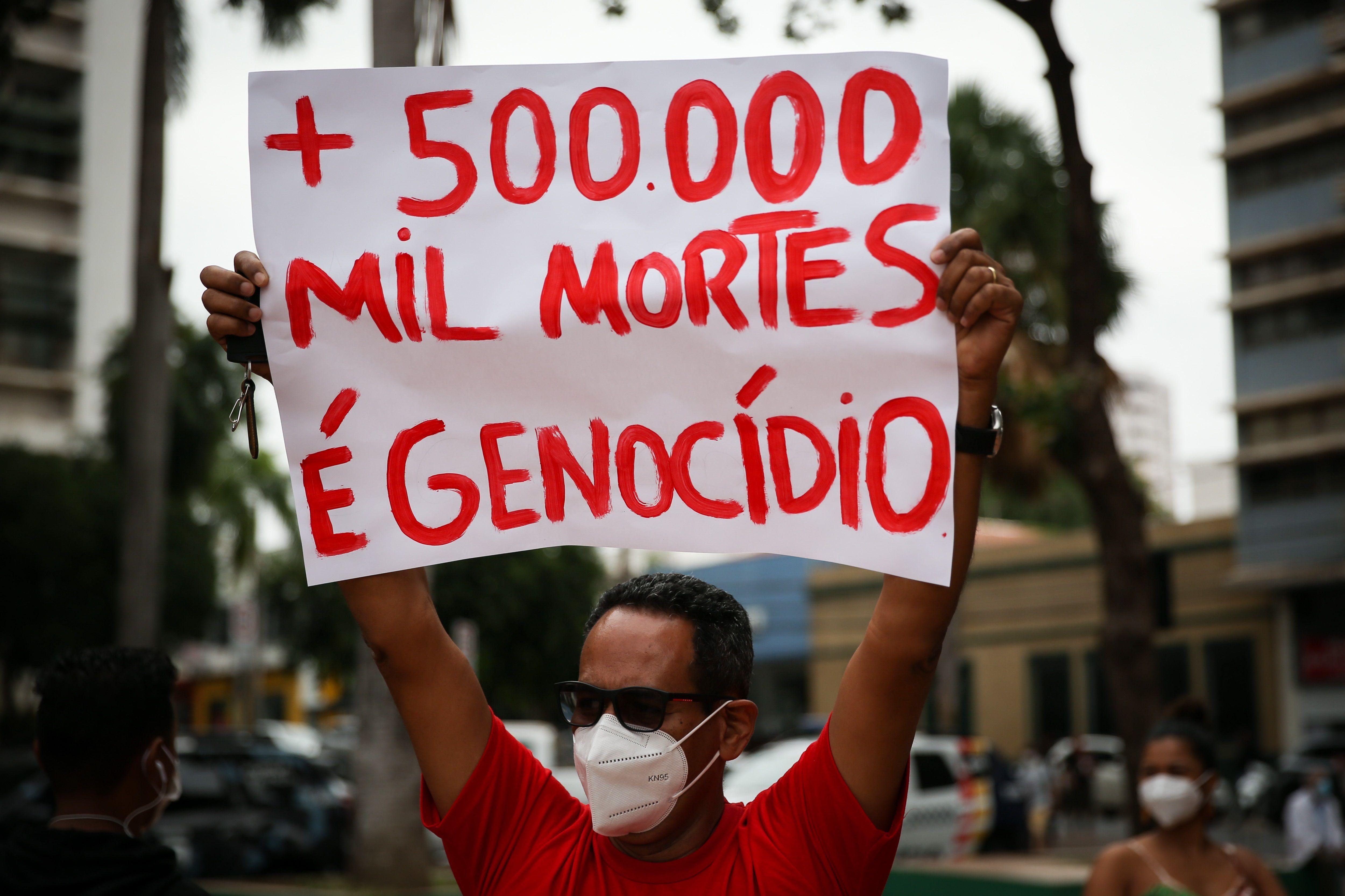 El brote en Río de Janeiro está compuesto por una sola entrada, aunque se ha extendido al estado de São Paulo de forma independiente al menos tres veces EFE/ Raúl Martínez/Archivo