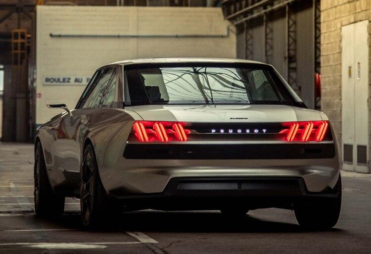 El Futuro Segun Peugeot Asi Es El E Legend Un Auto 100 Autonomo Y