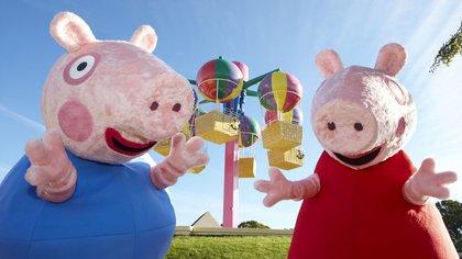 """""""Peppa Pig World"""", el parque temático en Hampshire"""