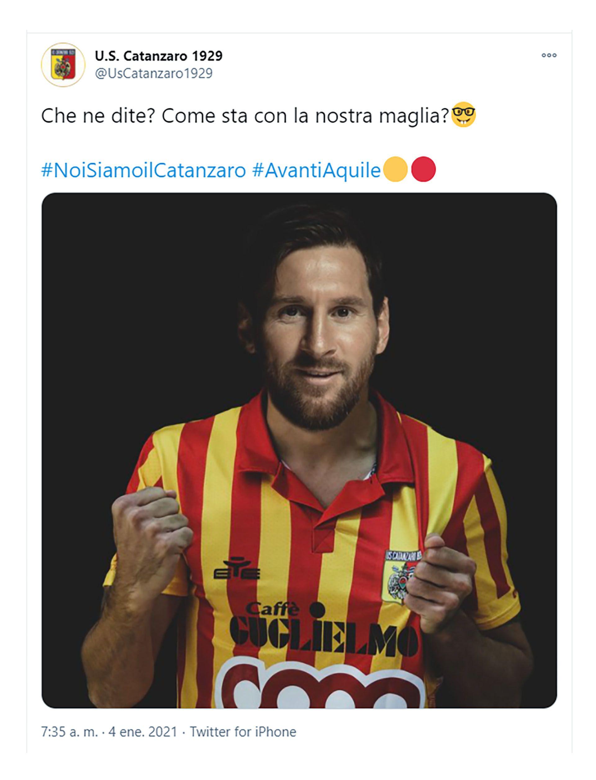 Messi catanzaro