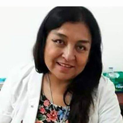 Liliana del Carmen Ruiz tenía 52 años, un marido y dos hijos. Contrajo dengue y luego le diagnosticaron Covid-19. Murió a causa de una insuficiencia respiratoria