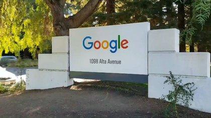 Las oficinas centrales de Google se encuentran en Mountain View, California