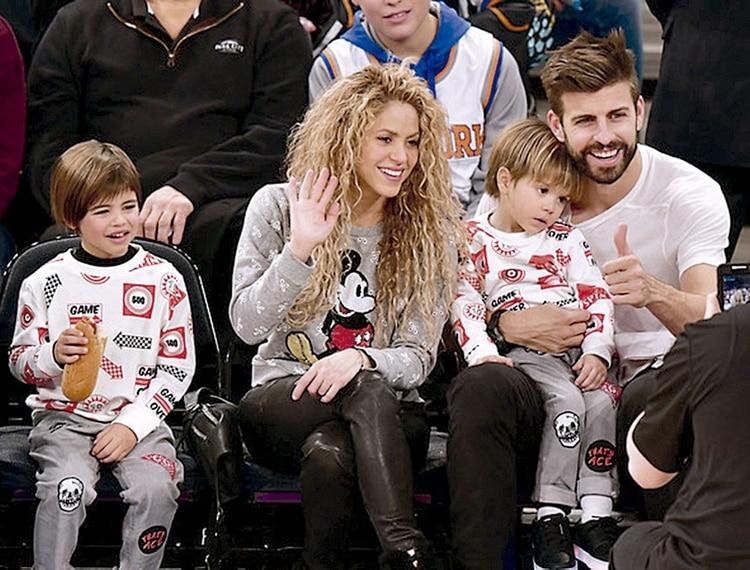 La artista tiene dos hijos con el futbolista Gerard Piqué (Foto: Especial)