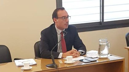 Iván Grassi, el fiscal del caso que pidió las condenas