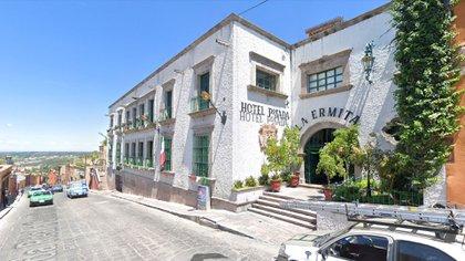"Hotel ""La Ermita"" PHOTO: Screenshot / Google maps"