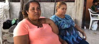Rosa Elia, mamá de Germán Mauricio, el joven que fue asesinado por la espalda (Foto: Facebook Va de Nuez)