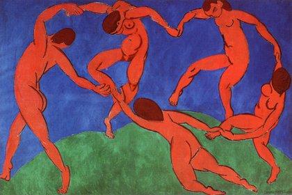 La danza (1909) de Henri Matisse