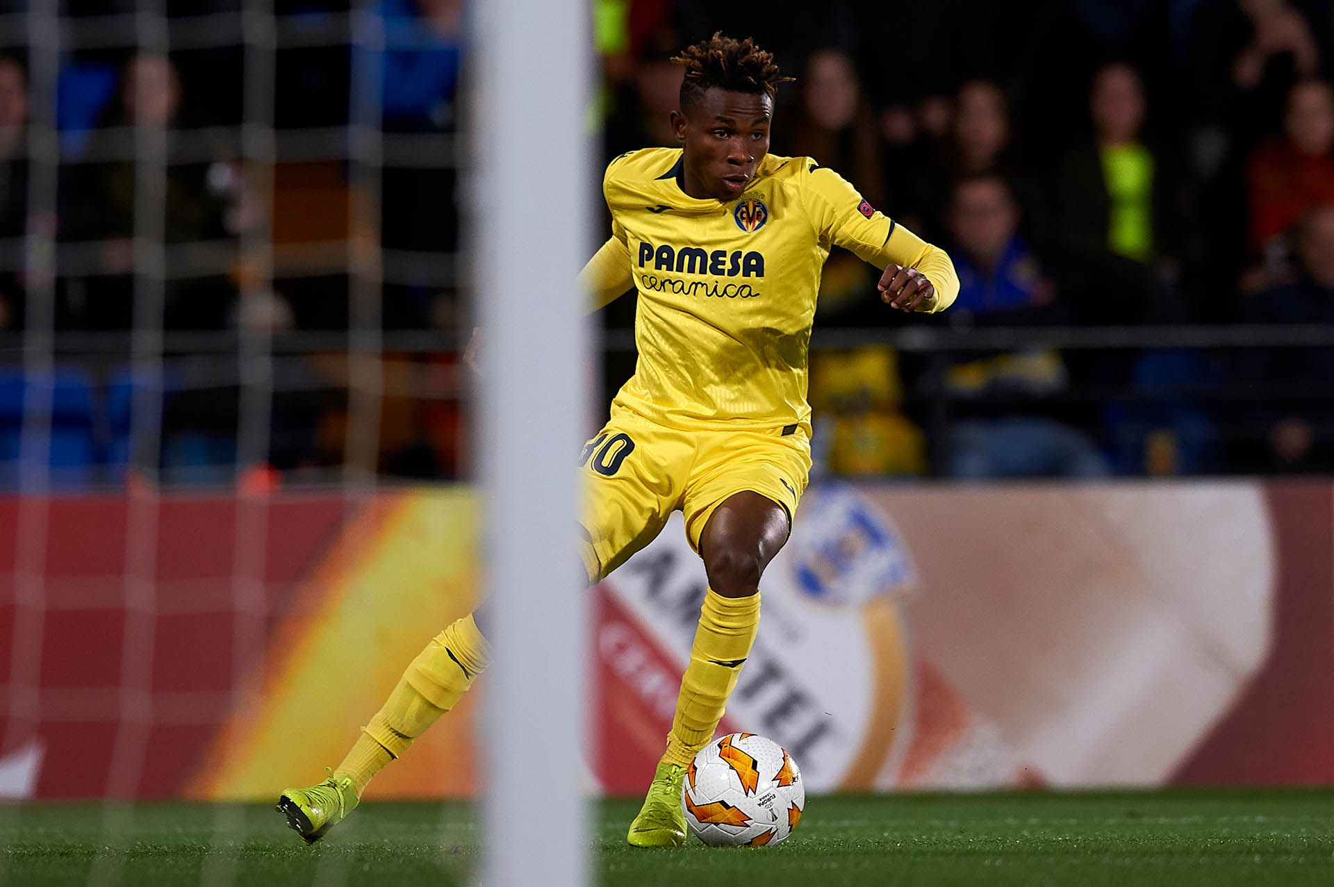 El nigeriano Samuel Chukwueze (Villarreal) USD 36,2 millones