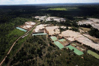 La luz verde del gobierno de Bolsonaro a la deforestación entorpece las relaciones entre ambos bloques (Reuters)