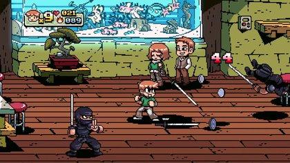 El juego ofrecerá al usuario un beat´em up en 2D