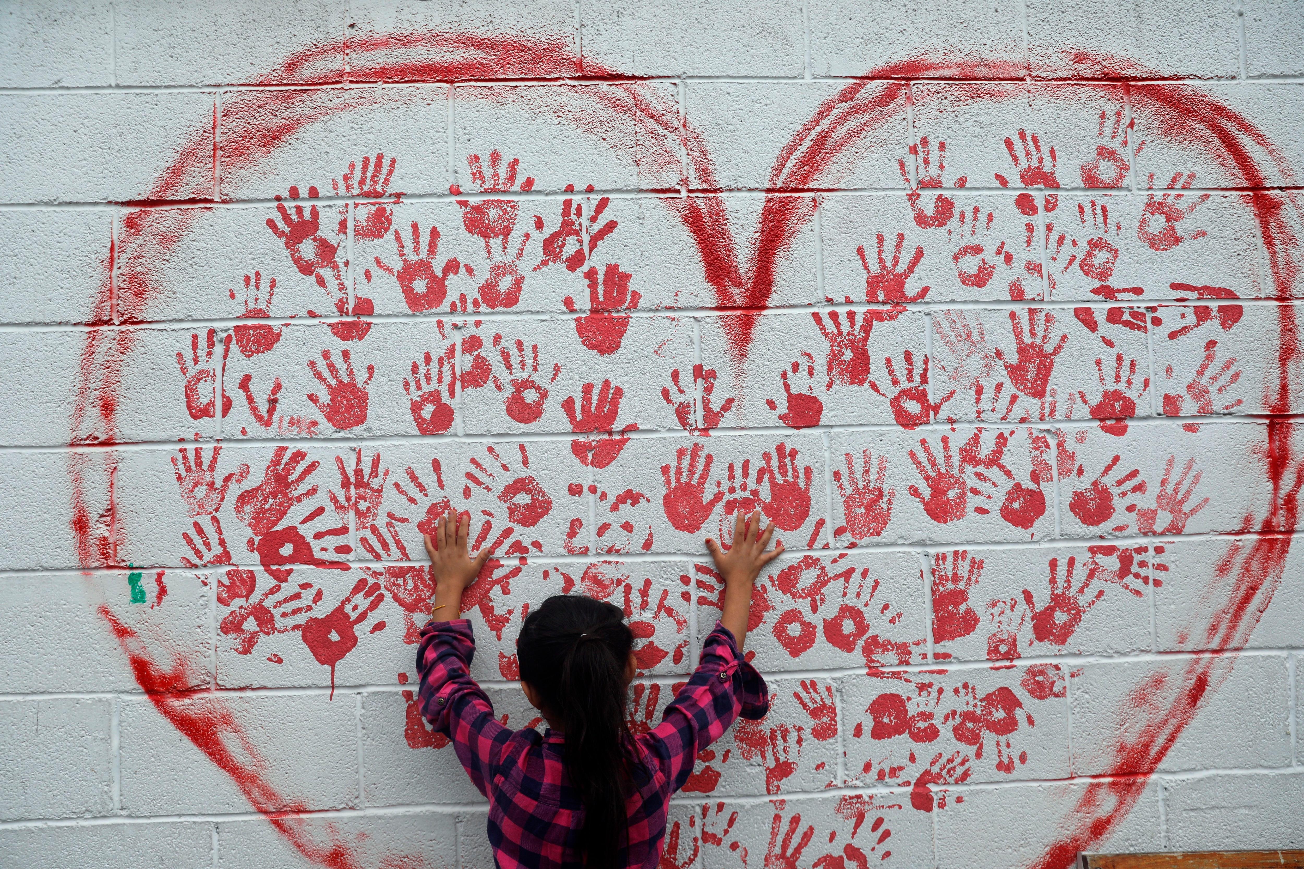 Niños viven angustiados el drama de la pandemia en casas de acogida en México