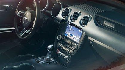 Interior renovado que además puede personalizarse de acuerdo al conductor (Prensa Ford)