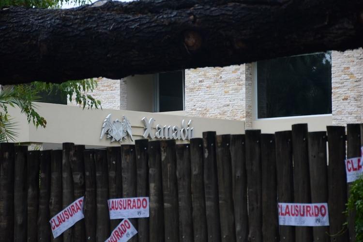 El salón de eventos Xanadú se encuentra en Villa La Ñata (foto: Franco Fafasuli)