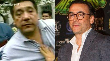 Adal Ramones se burló de  Félix Salgado (Foto: Cuartoscuro)