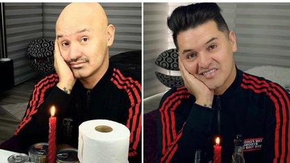 Hassam, humorista colombiano. Foto: redes sociales.