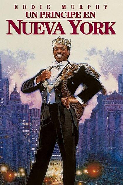 Eddie en el clásico de 1988 (Foto: Un príncipe en Nueva York)