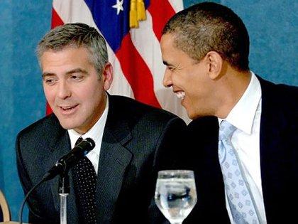 Para ayudar al triunfo de Obama organizó una cena en su casa donde recaudó 15 millones de dólares (Crédito: AP)
