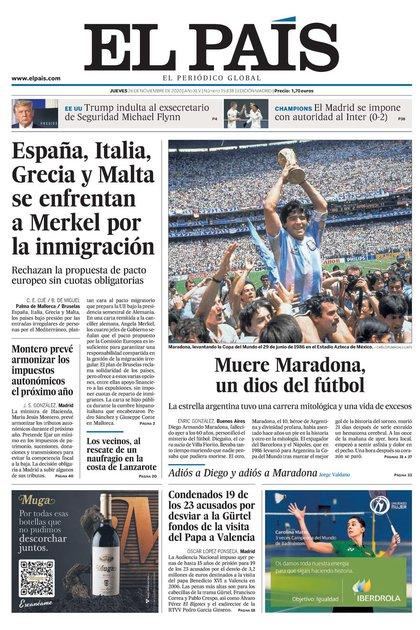 El País, España