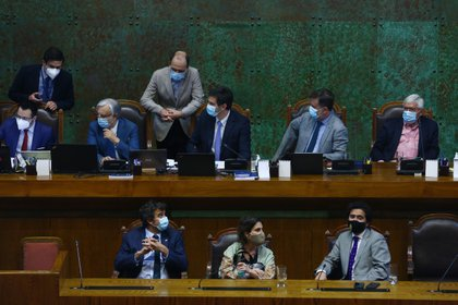 Proyecto de ley que establece un retiro único y extraordinario de fondos previsionales en las condiciones que quedaron indicadas en el proyecto de ley que será promulgado por el Presidente Sebastián Piñera