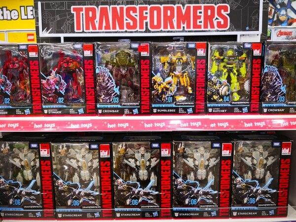 En 1984 salieron a la venta los Transformers, una serie de juguetes que se transformaban en diferentes figuras. Las ventas anuales destacadas fueron de 10 millones de unidades vendidas por año (Shutterstock)