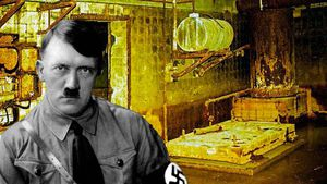 Los últimos días de Hitler: el olor nauseabundo de su bunker, ataques maníacos y el paseo con su perro que lo convenció del final
