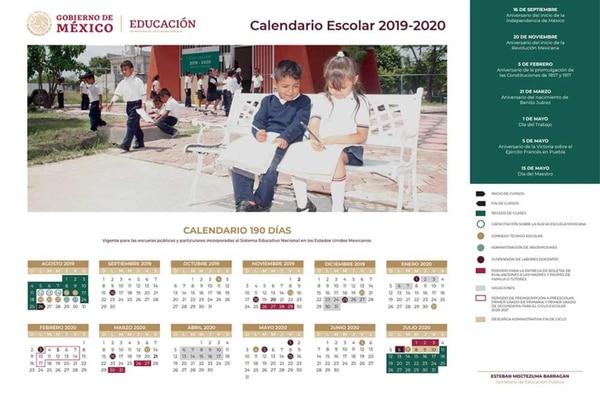Calendario Escolar Universidad De Panama 2019.Conoce El Nuevo Calendario Escolar 2019 2020 Estos Son Los