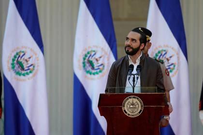 Nayib Bukele, presidente de El Salvador (Reuters)