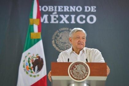 La carta a la que hace referencia el presidente está firmada por al menos 30 personas (Foto: Europa Press/Presidencia de México)