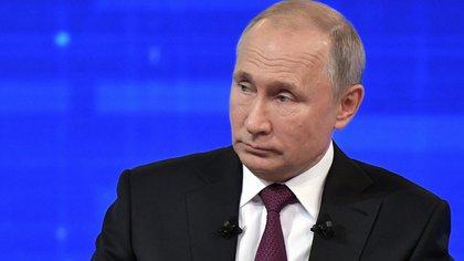 Navalni ha sido enviado a prisión en reiteradas ocasiones por haber criticado abiertamente a Vladimir Putin (Alexei Nikolsky, Sputnik, Kremlin Pool Photo via AP)