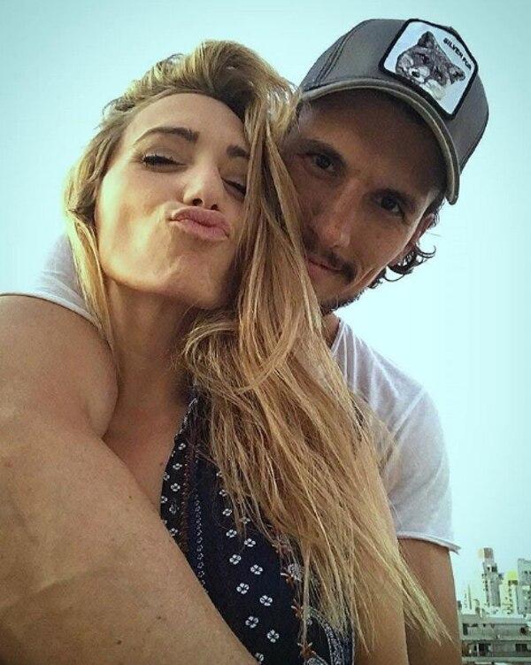 Juan y Majo están en pareja hace 10 meses (Foto: Instagram)