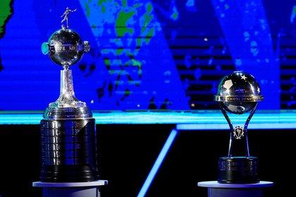 Se sortearon las Copas Libertadores y Sudamericana (Reuters)