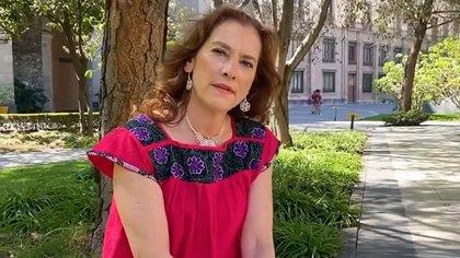 Beatriz Gutiérrez Müller dice ser objeto de violencia de género en Twitter (IG: beatrizgutierrezmuller)