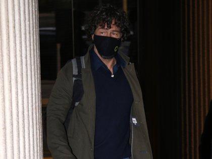 """Nacho Palau, tras conocer a Miguel Bosé en la corte: """"Solo quiero que los hermanos estén juntos"""" (Foto: Europa Press)"""