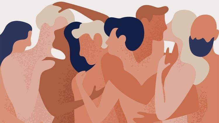 En los últimos años, varias celebridades se declararon pansexuales, creando conciencia sobre la identidad y lo que significa (Shutterstock)