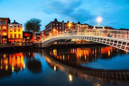 Los precios generales en Dublín han bajado un 19,3% en comparación con hace un año, con una caída del 25,5% solo desde marzo de 2020