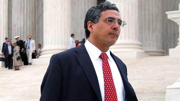 Noel Francisco, solicitor general del gobierno de Donald Trump (REUTERS/Jonathan Ernst)