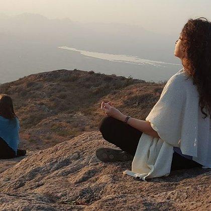 La meditación, como herramienta de vida (Foto: Instagram @patriciasosaoficial)