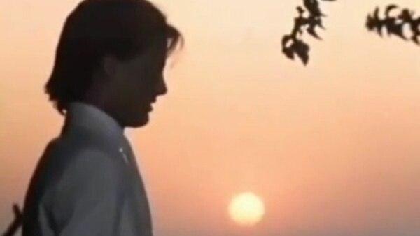 En su segundo largometraje, Luis Miguel interpreta a un cantante juvenil exitoso