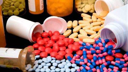 La oxycodona se presenta en distintos colores según su cantidad concentrada