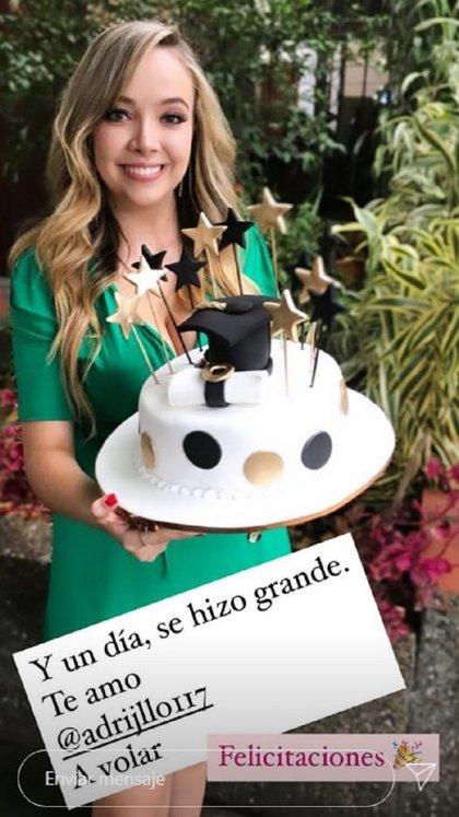 Foto: Instagram Mónica Jaramillo