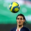Soccer Football - Ligue 1 - Paris St Germain v Bordeaux - Parc des Princes, Paris, France - February 23, 2020 Paris St Germain's Edinson Cavani in action REUTERS/Benoit Tessier