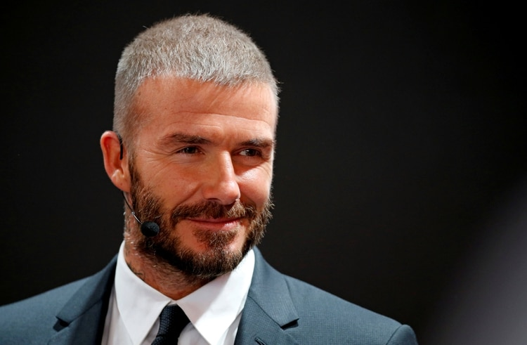 Beckham marcó un antes y un después en la MLS - REUTERS/Regis Duvignau/File Photo