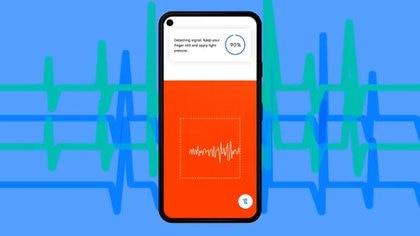 Google presentó una nueva función que mide el ritmo cardíaco y la respiración