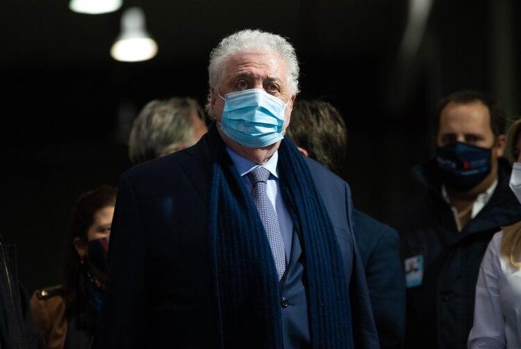 El ministerio de Salud que preside Ginés González García por ahora no se pronunció oficialmente sobre la vacuna rusa (Foto: Franco Fafasuli)
