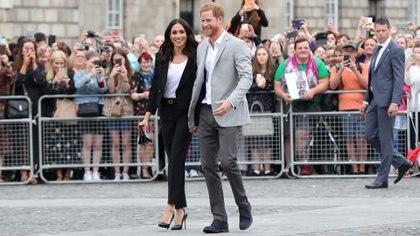 El príncipe Harry y Meghan Markle protagonizarán su propio reality show en Netflix