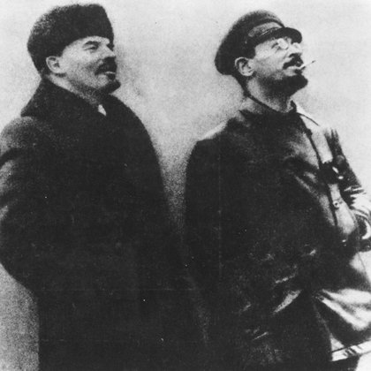 Lenin y Totski