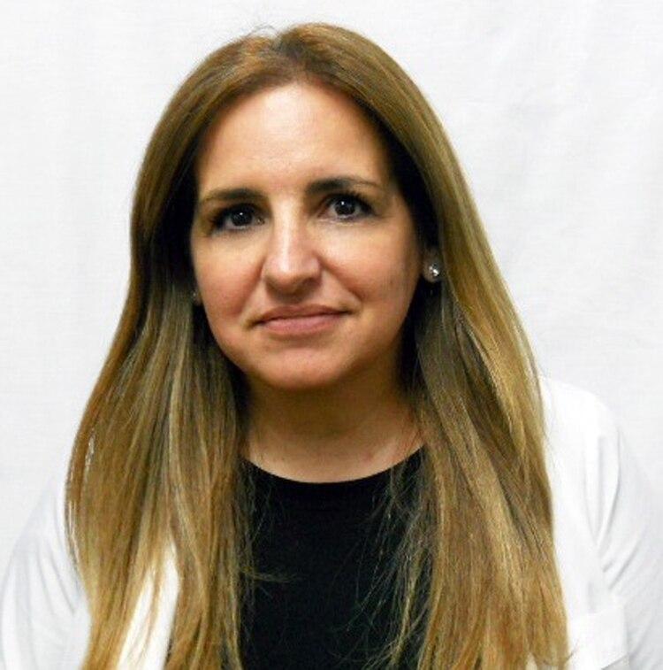 Florencia Inciarte, coordinadora del área de subrogación de Halitus
