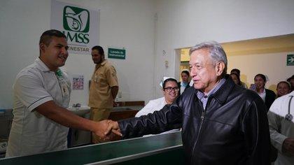En su discurso el presidente habló de los resultados del último examen de admisión de la UNAM (Foto: Cuartoscuro)