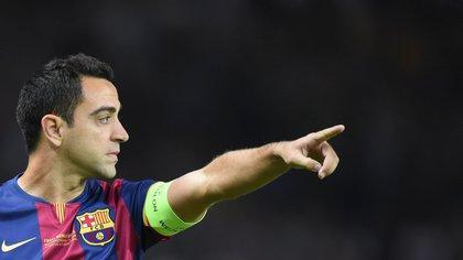 El ex capitán azulgrana quedará en el segundo escalón por detrás de Lionel Messi (EFE)